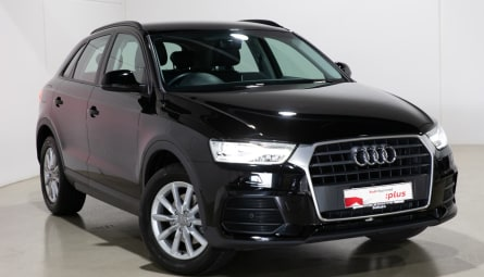 2016  Audi Q3 Tfsi Wagon