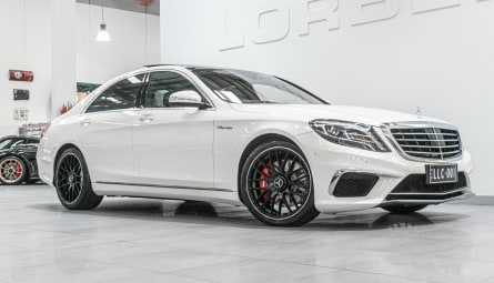 2014 Mercedes-Benz S500 S500 Sedan