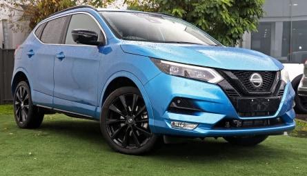 2020  Nissan QASHQAI Midnight Edition Wagon