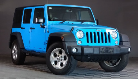 2017  Jeep Wrangler Unlimited Sport Softtop