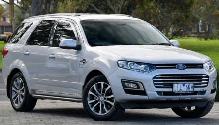 2015 Ford Territory Titanium Wagon