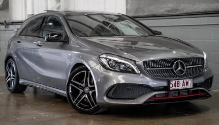 2016  Mercedes-Benz A-Class A250 Sport Hatchback