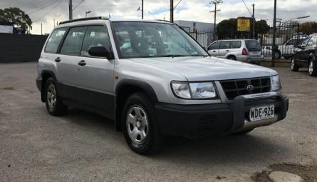 1998  Subaru Forester Limited Wagon