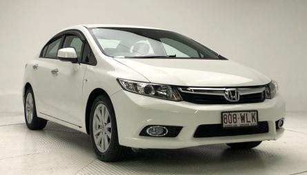 2012 Honda Civic VTi-LN Sedan