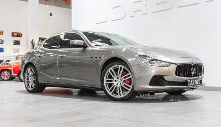 2016  Maserati GhibliSedan