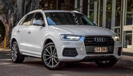2017  Audi Q3 Tfsi Sport Wagon