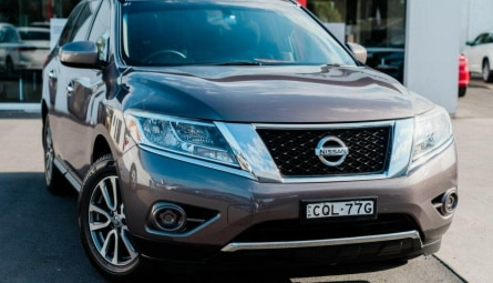 2013 Nissan Pathfinder ST Wagon
