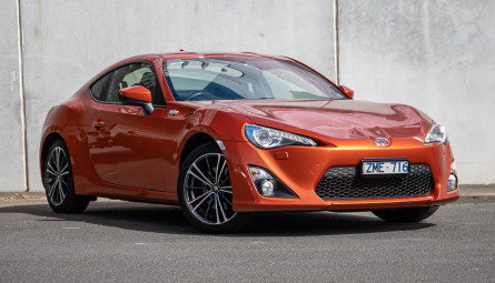 2013 Toyota 86 GTS Coupe