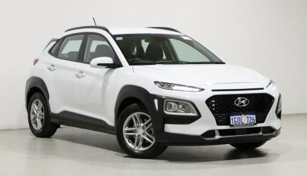 2018 Hyundai Kona Active Wagon