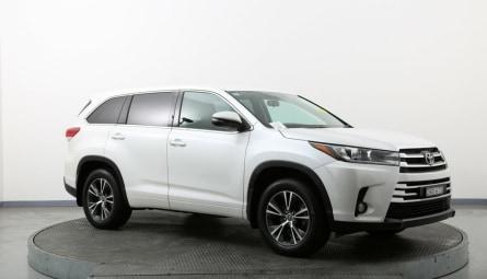 2017  Toyota Kluger Gx Wagon