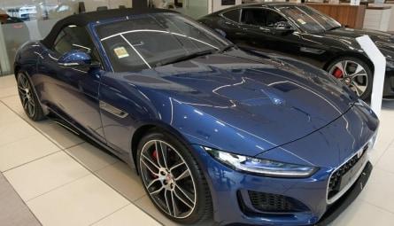 2020  Jaguar F-TYPE R-dynamic Convertible