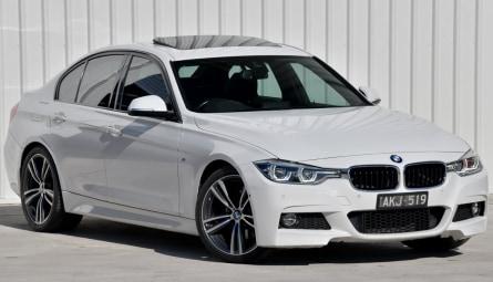 2016  BMW 3 Series 330i M Sport Sedan