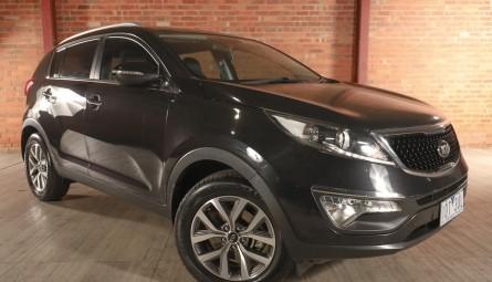 2014  Kia Sportage Si Premium Wagon