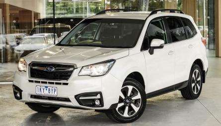 2017 Subaru Forester 2.5i-L Wagon