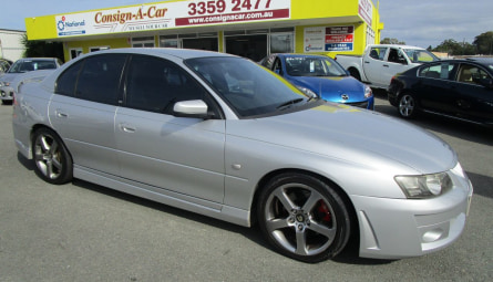 2004  Holden Special Vehicles ClubSport Special Edition Sedan