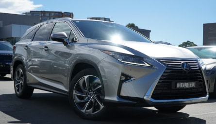 2018 Lexus RX RX350L Sports Luxury Wagon
