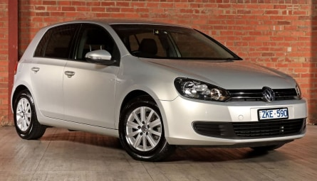 2012 Volkswagen Golf 90TSI Trendline Hatchback
