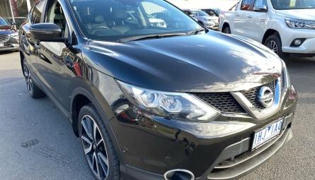 2016  Nissan QASHQAI Ti Wagon