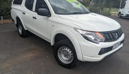 2018 Mitsubishi Triton GLX Utility Double Cab