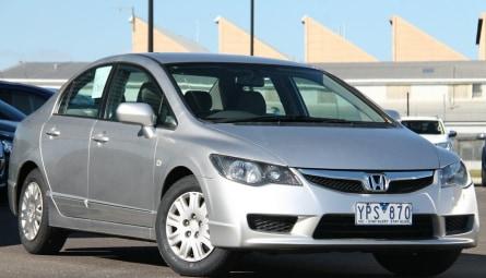 2011  Honda Civic Vti Sedan