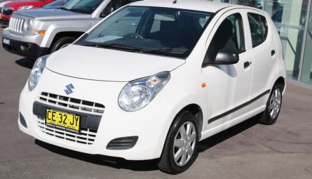 2010  Suzuki Alto Gl Hatchback