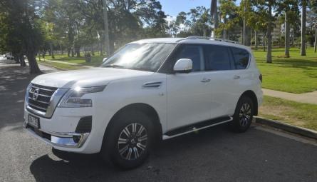 2020  Nissan Patrol Ti-l Wagon