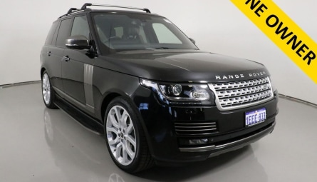 2013  Land Rover Range Rover V8sc Vogue Wagon