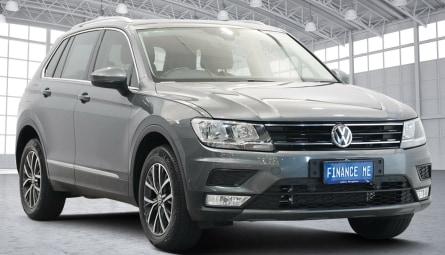 2016 Volkswagen Tiguan 132TSI Comfortline Wagon