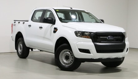 2018 Ford Ranger XL Utility Double Cab