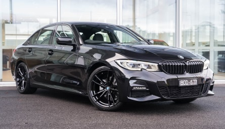 2020  BMW 3 Series 320i M Sport Sedan