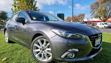 2015  Mazda 3 Sp25 Gt Sedan