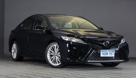 2018  Toyota Camry Sl Sedan