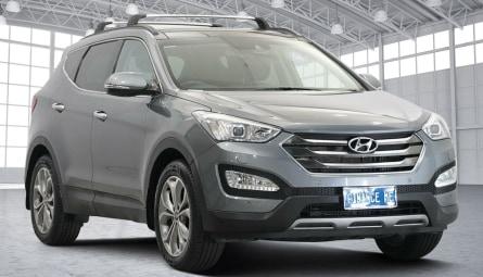 2015  Hyundai Santa Fe Highlander Wagon