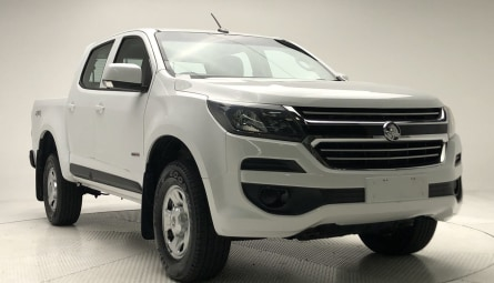 2018 Holden Colorado LS Pickup Crew Cab