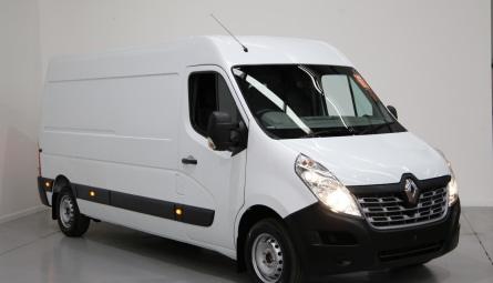 2016 Renault MasterVan