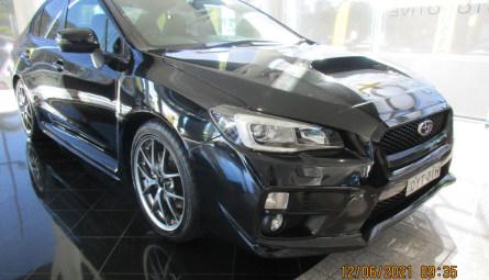 2017  Subaru WRX Do Edition Sedan