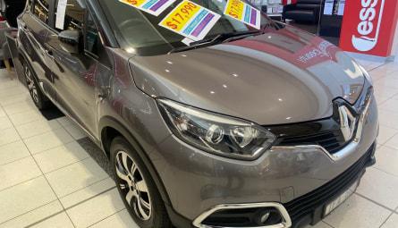 2015 Renault Captur Expression Hatchback