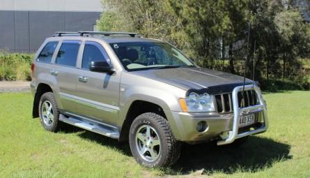 2006 Jeep Grand Cherokee 65th Anniversary Wagon