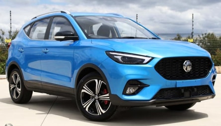 2020 MG ZST Excite Wagon