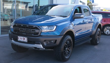 2019 Ford Ranger Raptor Pick-up Double Cab