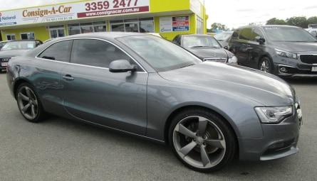 2013 Audi A5Coupe