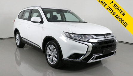 2019  Mitsubishi Outlander Es Wagon