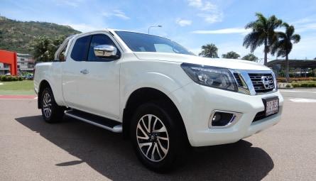 2019 Nissan Navara ST-X Utility King Cab