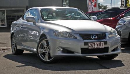 2009  Lexus IS Is250 C Sports Convertible