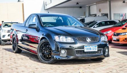2012  Holden Ute Ss Thunder Utility Extended Cab