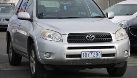 2008  Toyota RAV4 Cruiser L Wagon