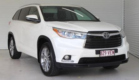 2014  Toyota Kluger Grande Wagon