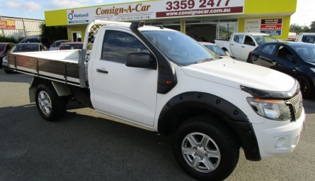 2012  Ford Ranger Xl Cab Chassis Single Cab
