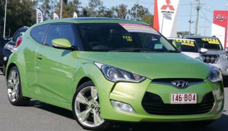 2013  Hyundai Veloster + Coupe