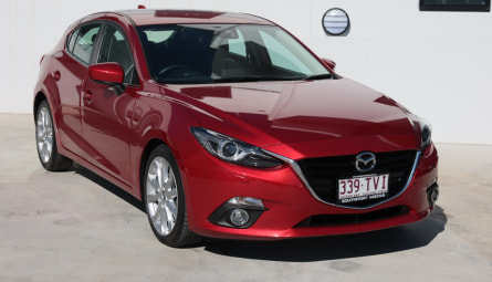 2014  Mazda 3 Sp25 Gt Hatchback